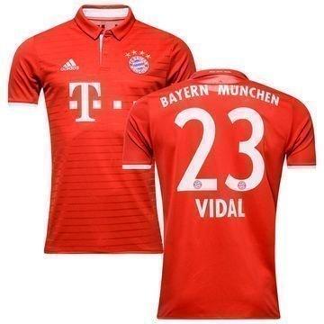 Bayern München Kotipaita 2016/17 VIDAL 23