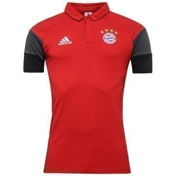 Bayern München Pikeepaita Punainen
