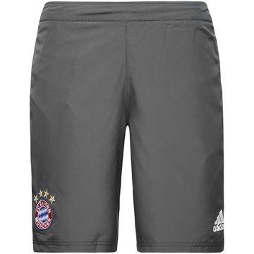 Bayern München Shortsit Woven Harmaa Lapset
