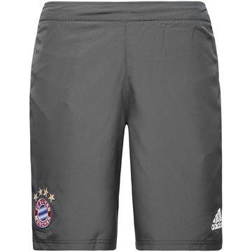 Bayern München Shortsit Woven Harmaa