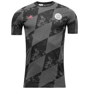 Bayern München T-paita Musta Lapset