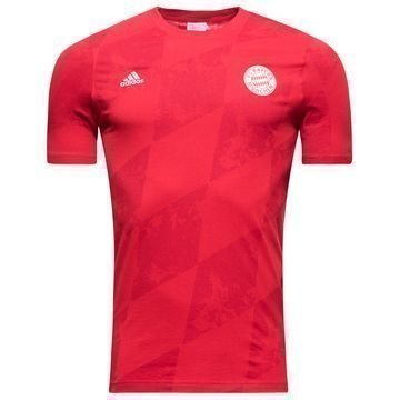 Bayern München T-paita Punainen Lapset
