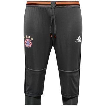 Bayern München Treenihousut 3/4 Harmaa