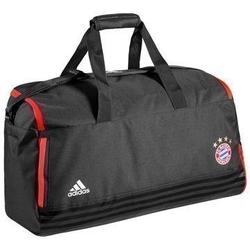Bayern München Treenilaukku Harmaa/Punainen