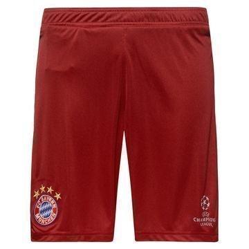 Bayern München Treenishortsit Champions League Viininpunainen