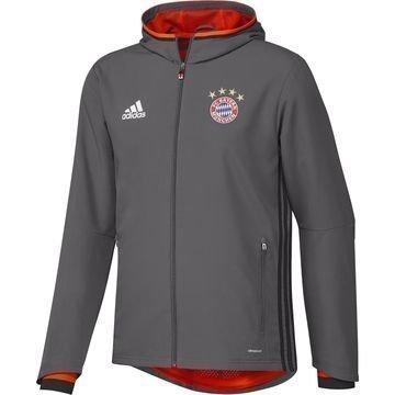 Bayern München Treenitakki Presentation Harmaa/Punainen