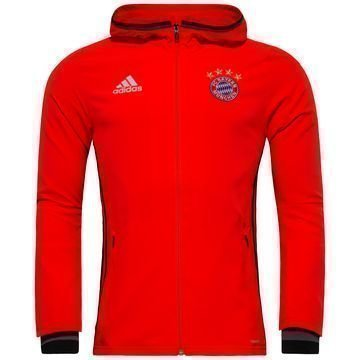Bayern München Treenitakki Presentation Punainen