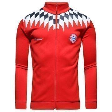 Bayern München Verryttelytakki Originals Punainen