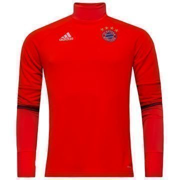 Bayern München Verryttelytakki Punainen