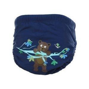 Bear Swim Diaper