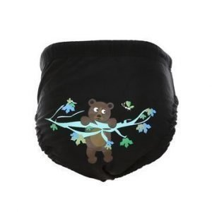 Bear Swim Diaper