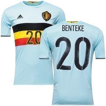 Belgia Vieraspaita 2016/17 BENTEKE 20