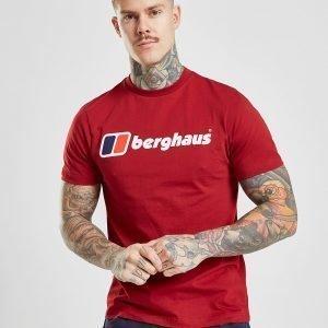 Berghaus Blocks 1 T-Shirt Punainen