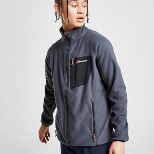 Berghaus Deception Poly Full Zip Top Harmaa
