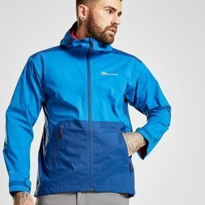 Berghaus Deluge Pro Lightweight Waterproof Shell Jacket Sininen