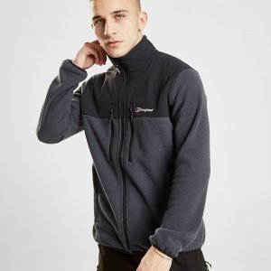 Berghaus Fortrose Full Zip Fleece Jacket Harmaa