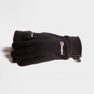 Berghaus Touch Screen Gloves Musta