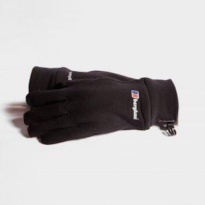 Berghaus Touch Screen Gloves Musta