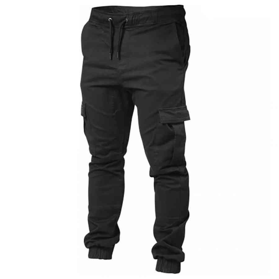 Better Bodies Alpha Street Pants Black XXL Musta