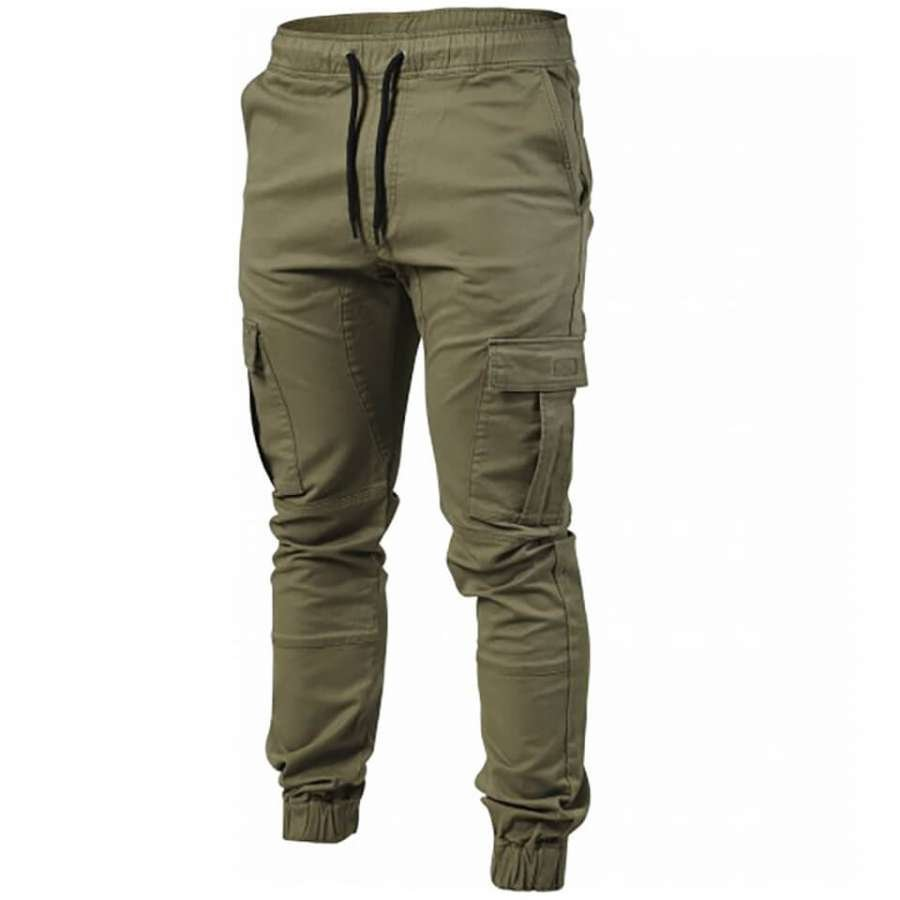 Better Bodies Alpha Street Pants Wash Green M Vihreä
