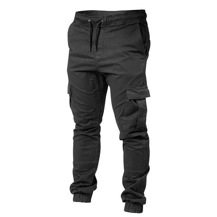Better Bodies BB Alpha Street Pants Black Medium