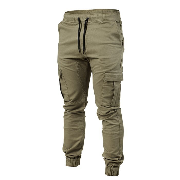 Better Bodies BB Alpha Street Pants Wash Green Medium