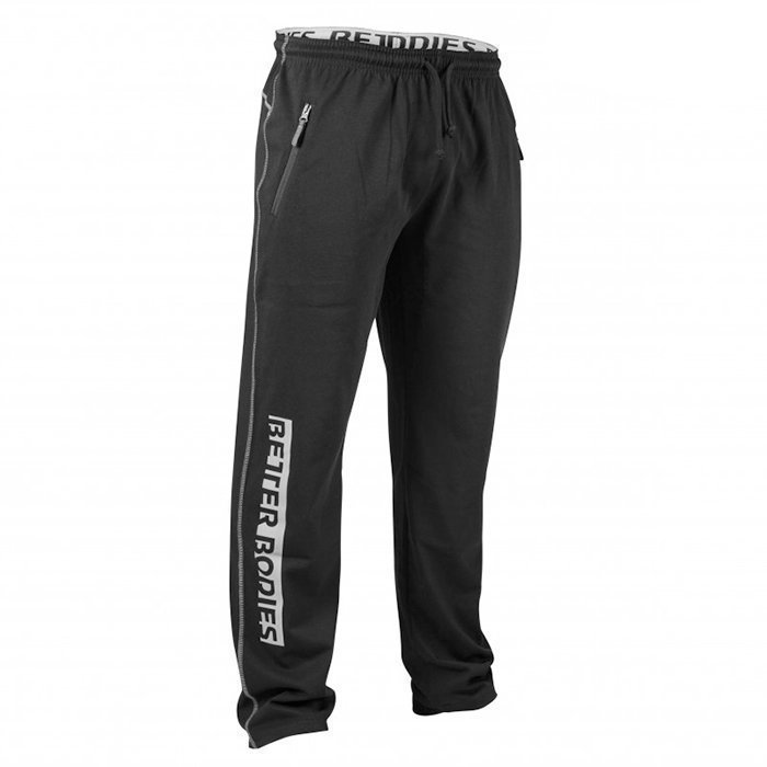 Better Bodies BB Gym Sweatpants Black Medium