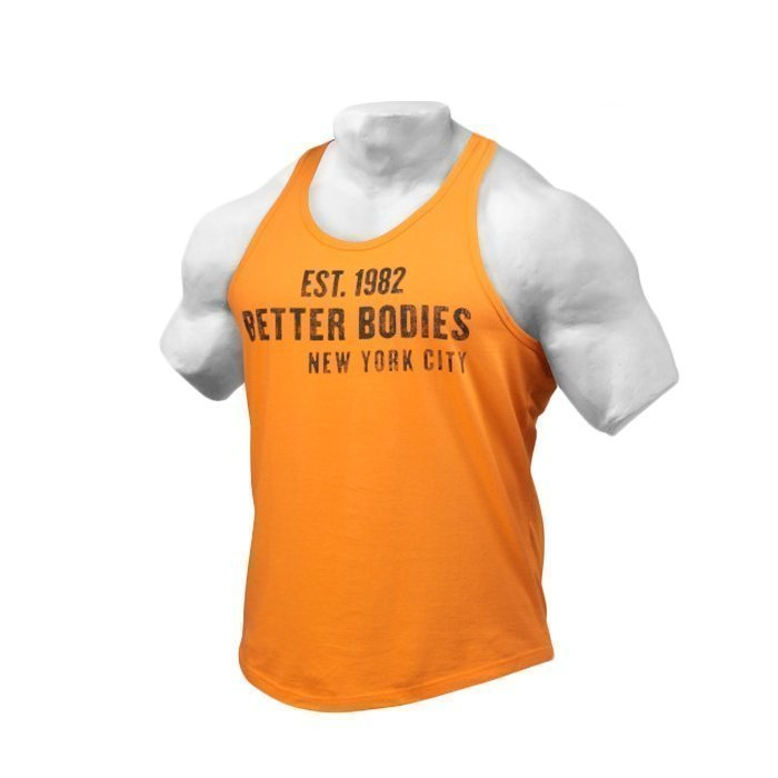 Better Bodies BB Gym T-Back orange L