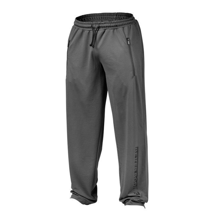 Better Bodies BB Mesh Pant dark grey S