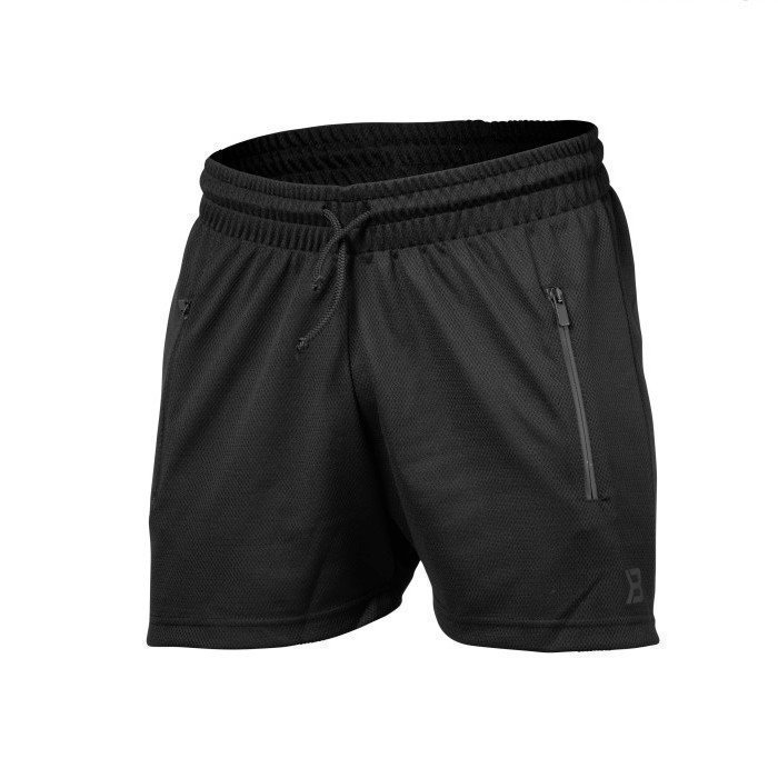 Better Bodies BB Mesh Short black XL