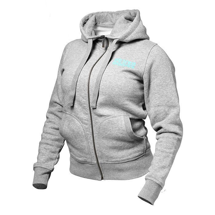 Better Bodies BB Soft Hoodie grey melange