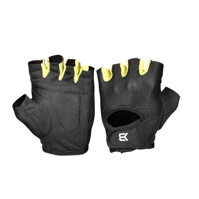 Better Bodies BB Womens training gloves Black/Lime