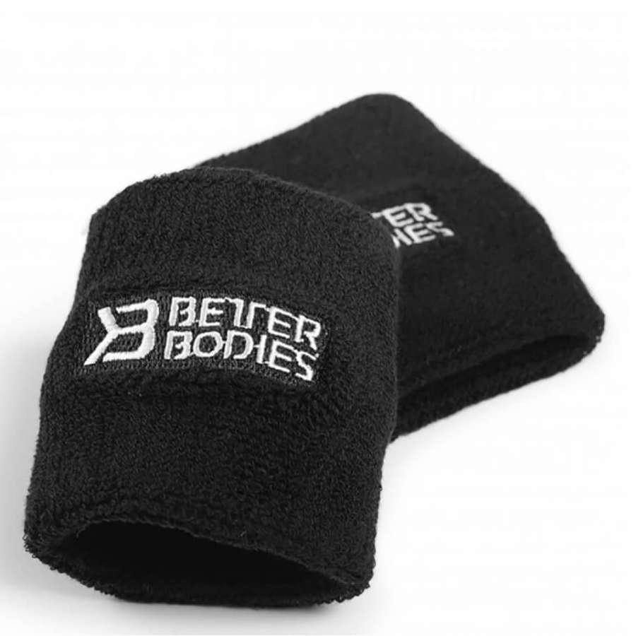 Better Bodies BB Wristband Black