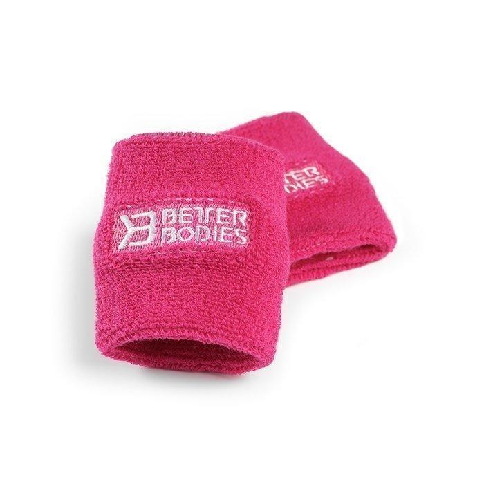 Better Bodies BB Wristband hot pink