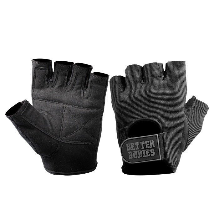 Better Bodies Basic Gym Glove black S
