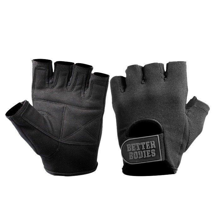 Better Bodies Basic Gym Glove black XS