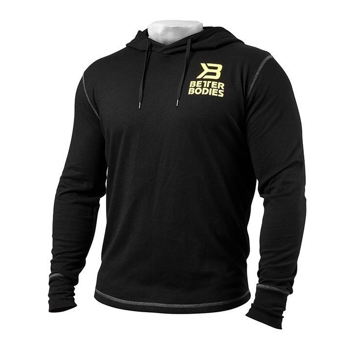 Better Bodies CC Cover Up Hood Black Small