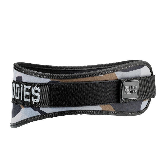 Better Bodies Camo Gym Belt XL