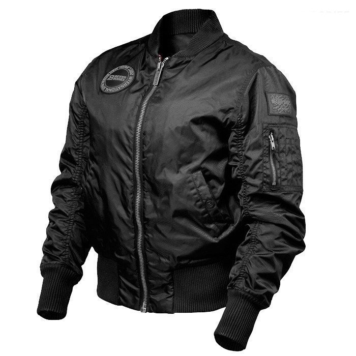 Better Bodies Casual Jacket black M