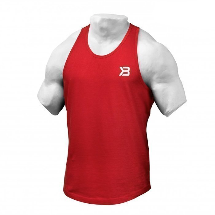 Better Bodies Essential T-back bright red XL