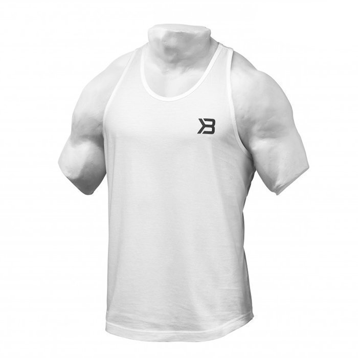 Better Bodies Essential T-back white M