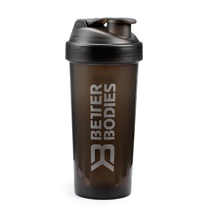 Better Bodies Fitness Shaker 600 ml black