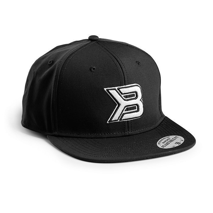 Better Bodies Flat Bill Cap black