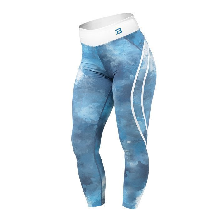 Better Bodies Galaxy high waist bright blue Small
