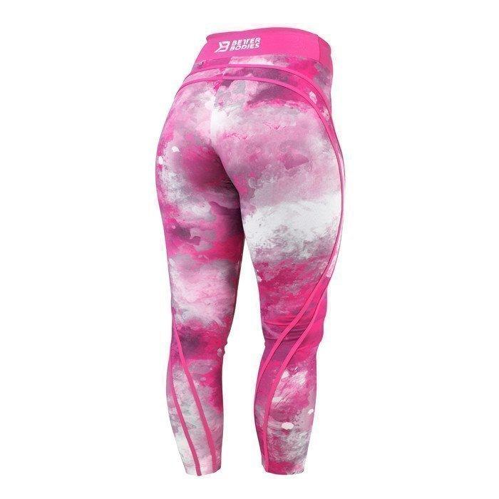 Better Bodies Galaxy high waist hot pink Large