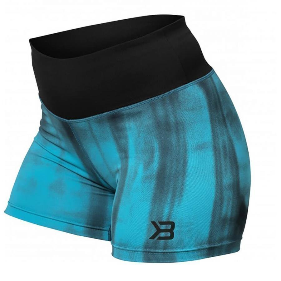 Better Bodies Grunge Shorts Aqua Blue M Sininen