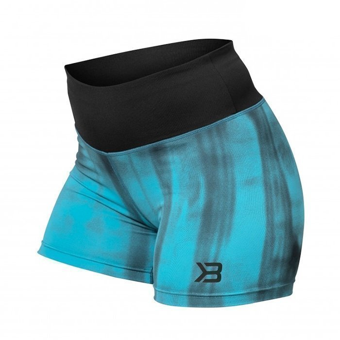 Better Bodies Grunge Shorts Aqua blue