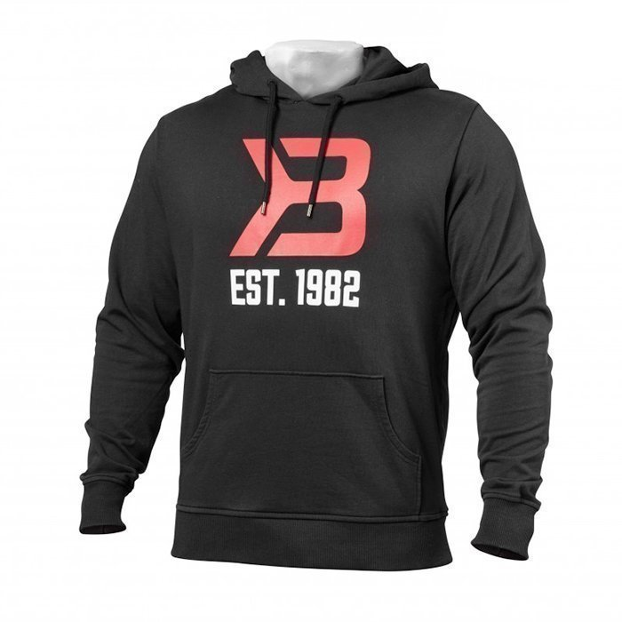 Better Bodies Gym Hoodie Black Small