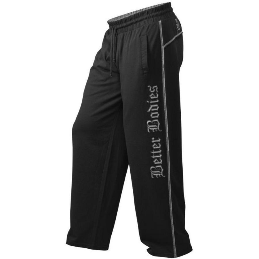 Better Bodies Gym Pants Grey Melange XXL Grey Melange