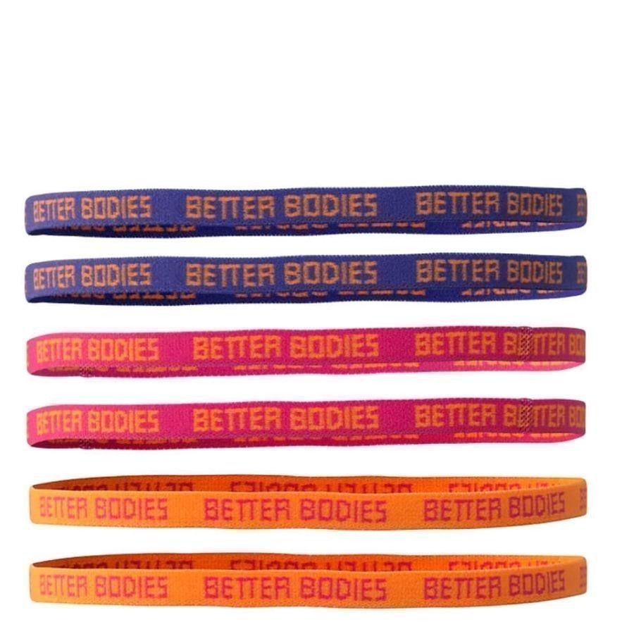 Better Bodies Headband Pink Combo